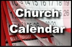 Official Church Calendar